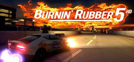 Burnin Rubber 5 HD-SKIDROW