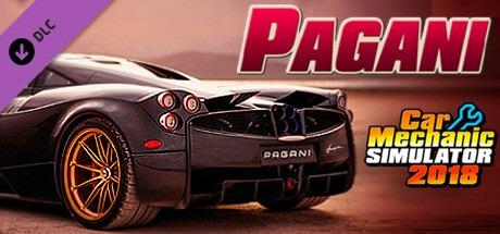 Car Mechanic Simulator 2018 Pagani-RELOADED