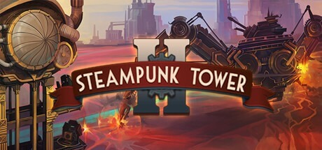 Steampunk Tower 2-SiMPLEX