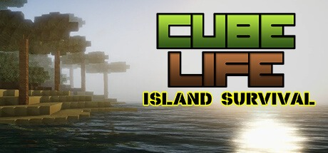 Cube Life Island Survival-PLAZA
