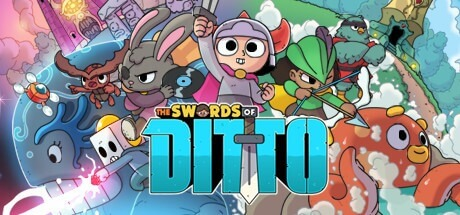 The Swords of Ditto-PLAZA