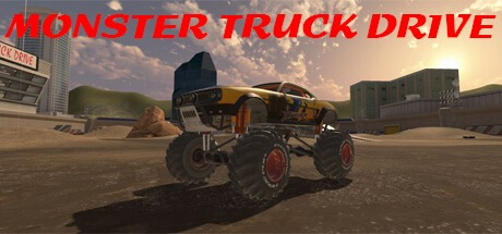 Monster Truck Drive-PLAZA