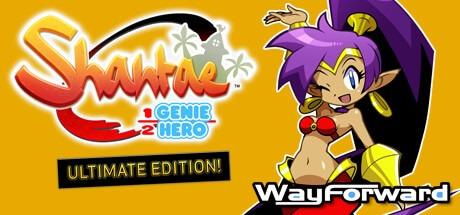 Shantae Half Genie Hero Ultimate Edition-PLAZA