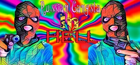 Russian Gangsta In HELL-PLAZA