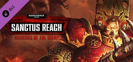 Warhammer 40.000 Sanctus Reach Horrors of the Warp-CODEX