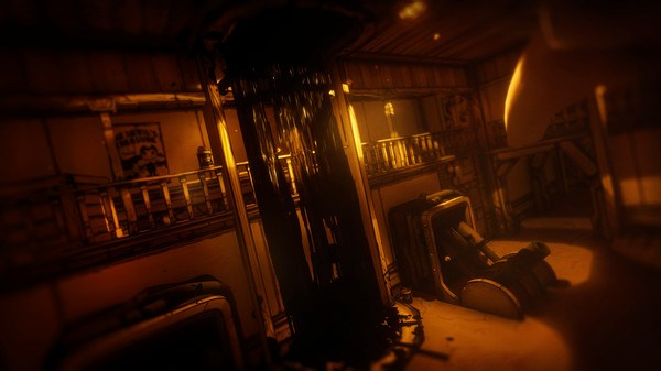 Bendy and the Ink Machine™: Chapter Four