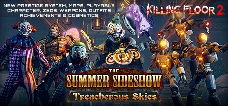 Killing Floor 2 Treacherous Skies-CODEX