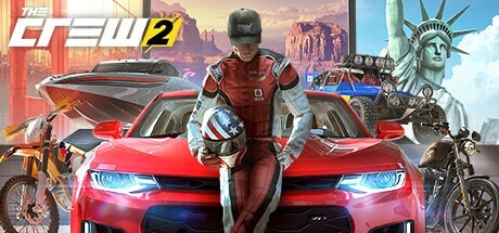 The Crew 2 Gold Edition-FULL UNLOCKED