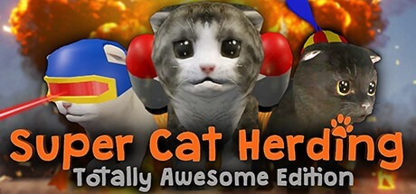 Super Cat Herding Totally Awesome Edition-DOGE