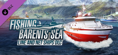 Fishing Barents Sea Line and Net Ships-PLAZA