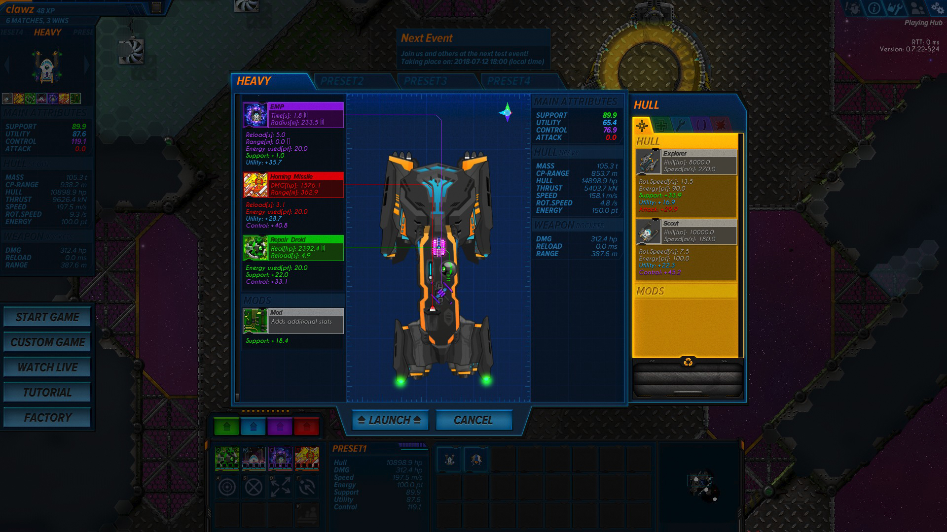 Asteroid Fight Free Download