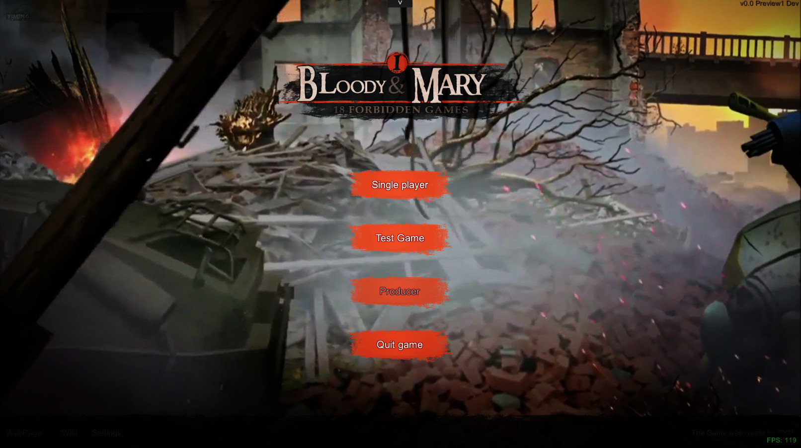 Bloody Mary Free Download