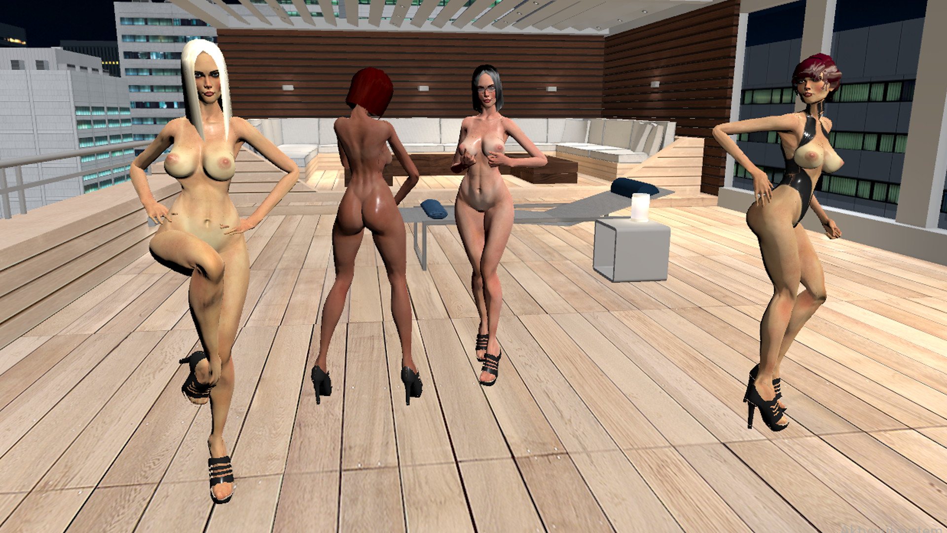 GIRLS VR UNCENSORED!!! Free Download