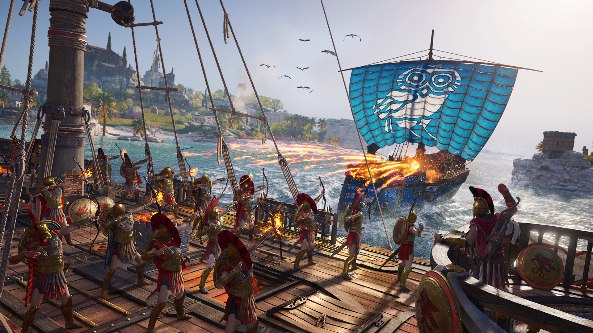 Assassin's Creed® Odyssey Free Download