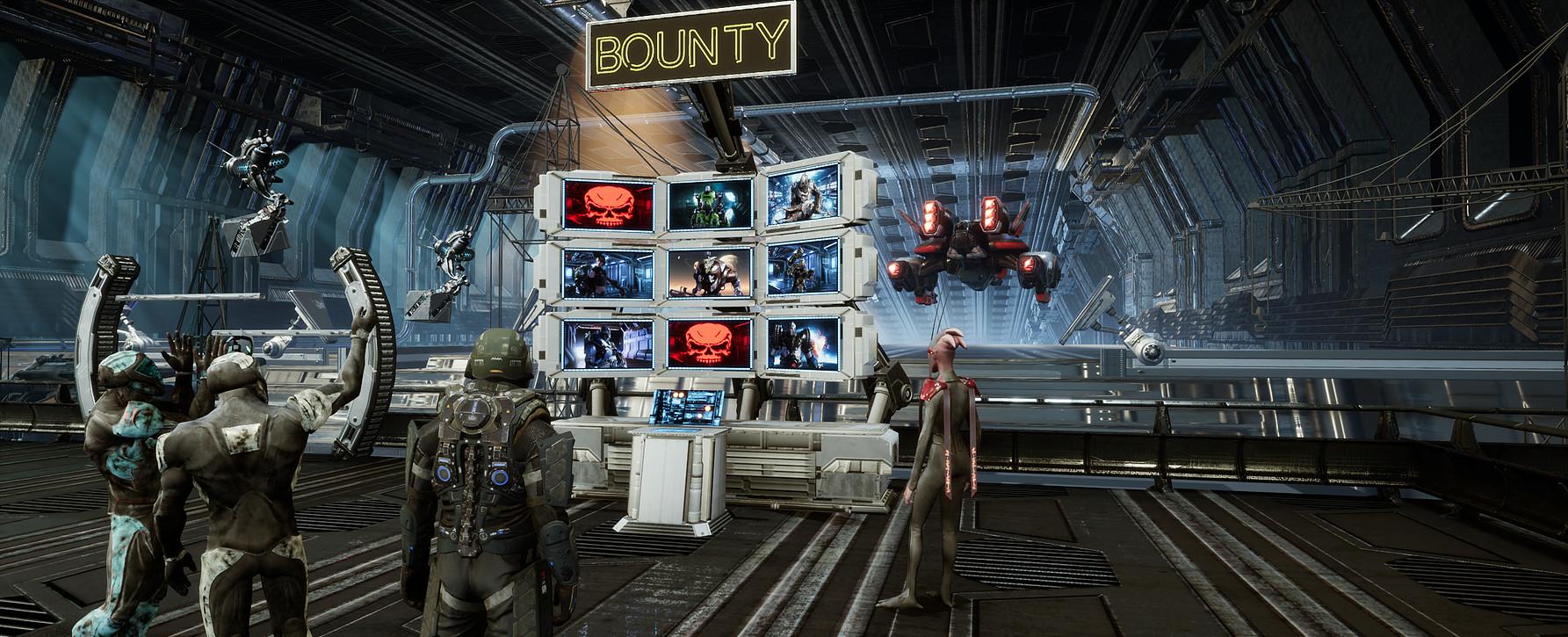 SpaceBourne Free Download