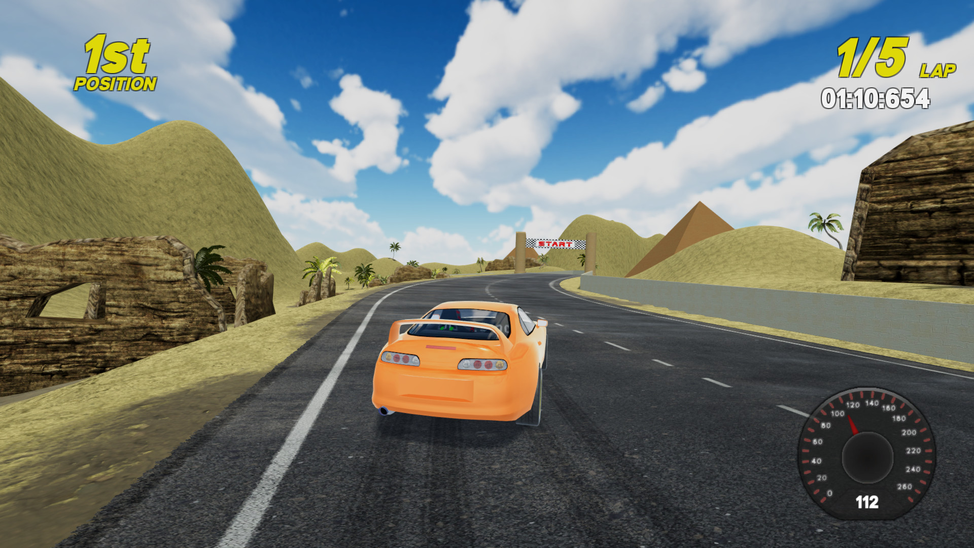 It's A Racing Game Free Download