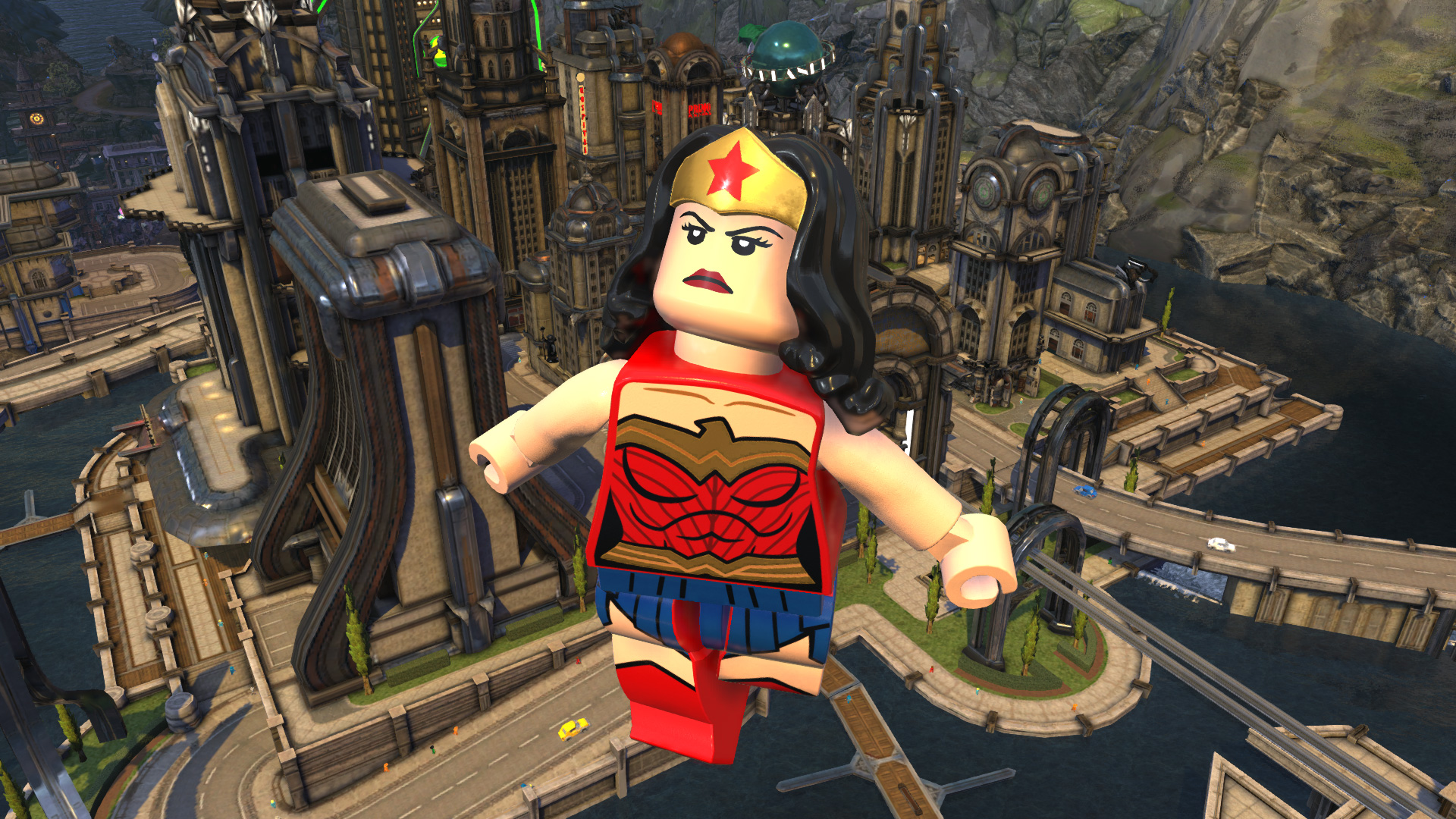 LEGO® DC Super-Villains Free Download