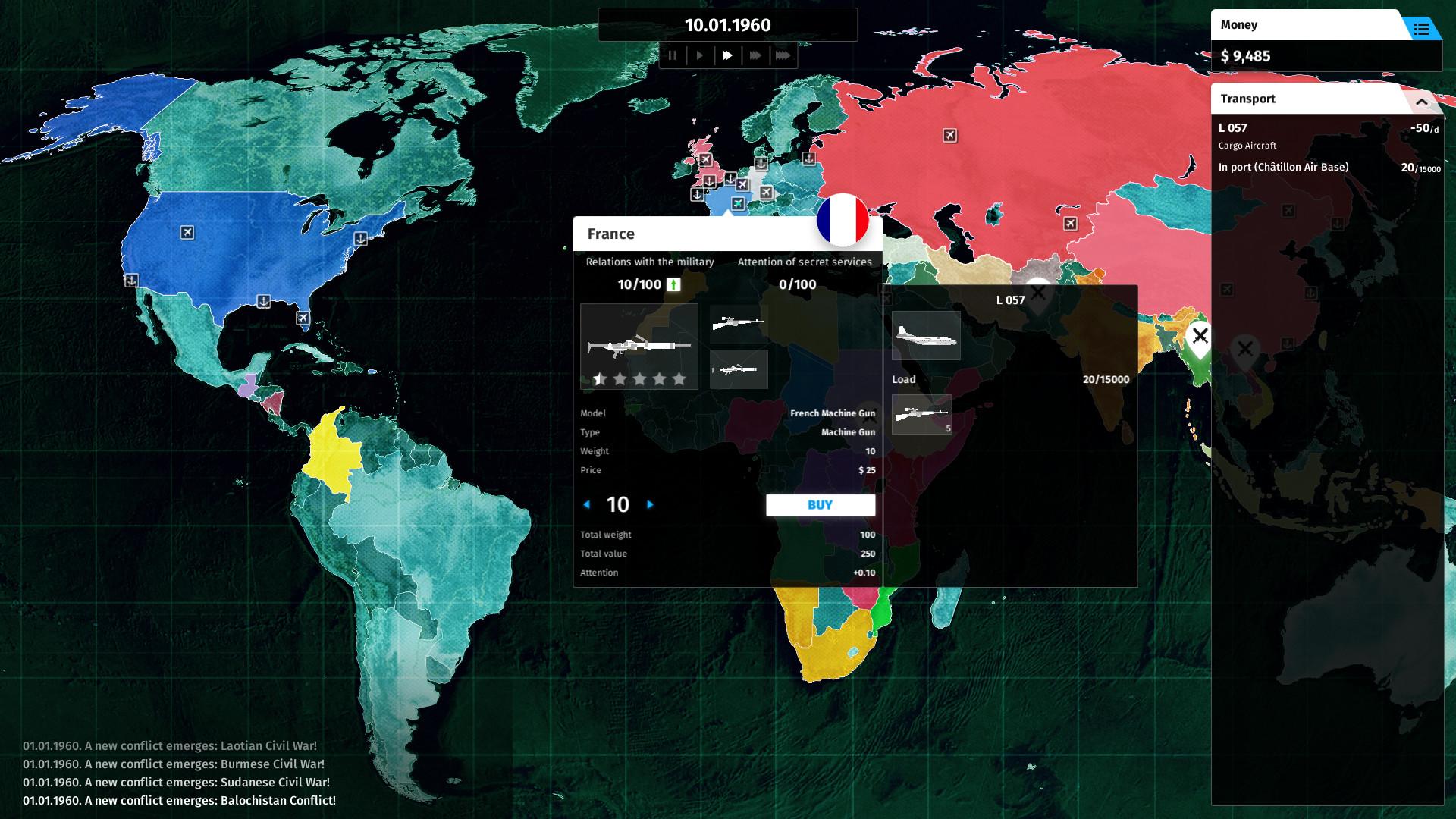 Death Trader: Cold War Free Download