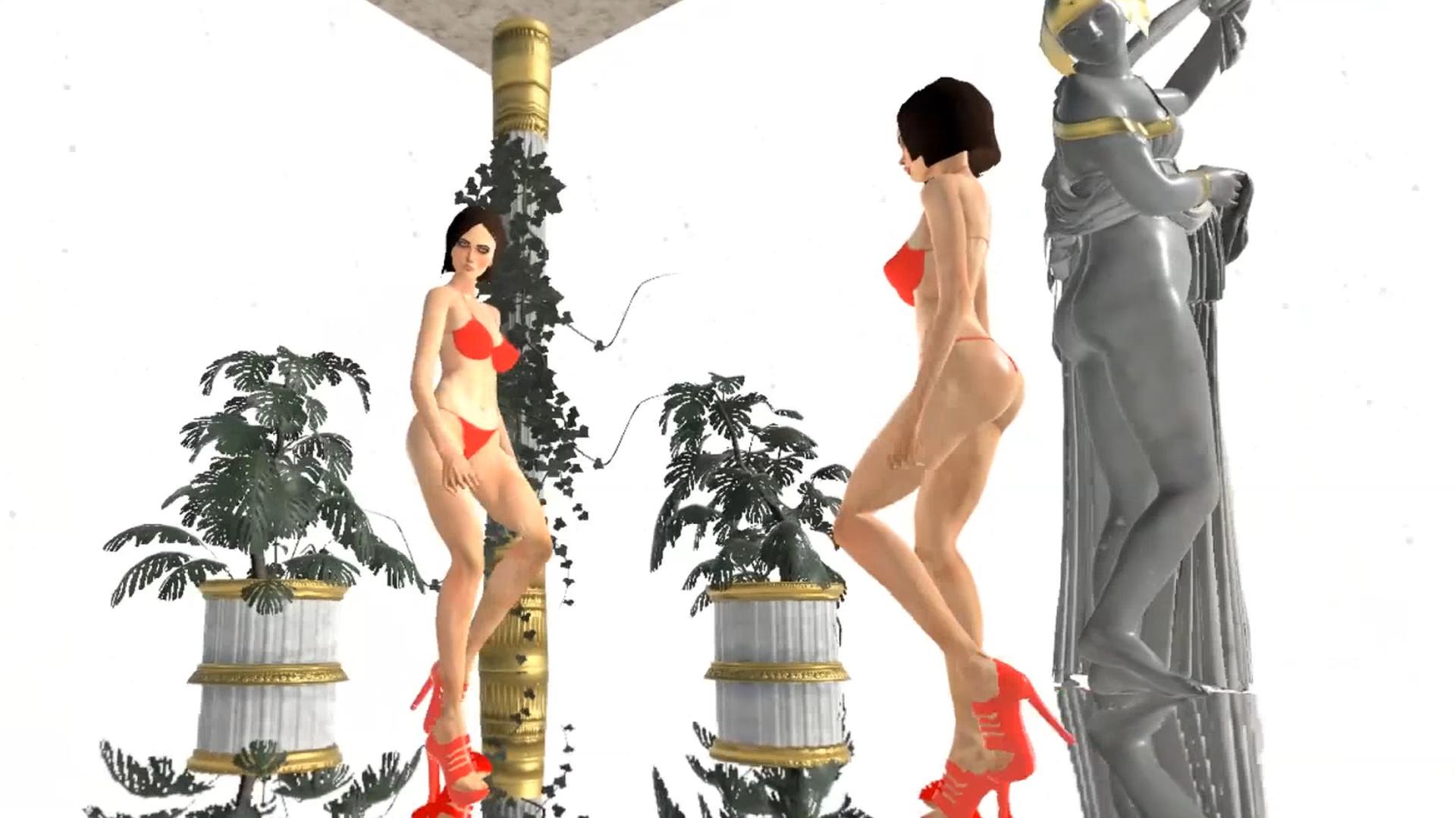 HOT GIRLS VR Free Download