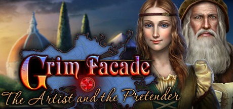 Grim Facade: The Artist and The Pretender Collector