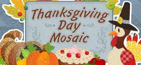Thanksgiving Day Mosaic Free Download