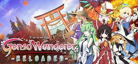 Touhou Genso Wanderer -Reloaded- / 不可思议的幻想乡TOD -RELOADED- / 不思議の幻想郷TOD -RELOADED- Free Download
