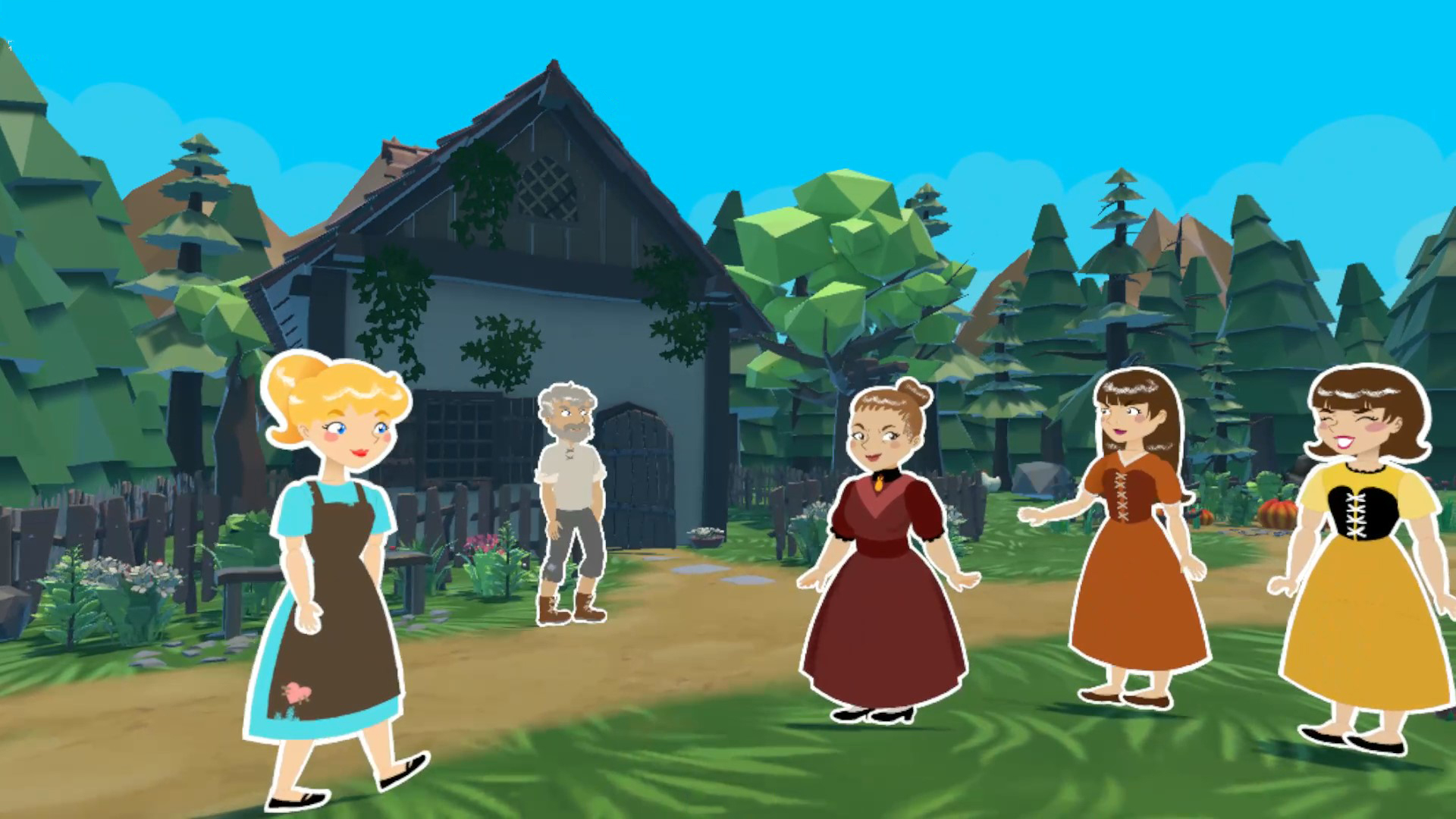 Cinderella VR Free Download
