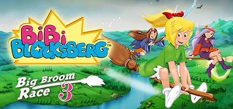 Bibi Blocksberg ™ - Big Broom Race 3 Free Download