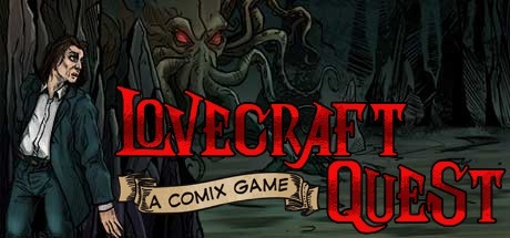 Lovecraft Quest - A Comix Game Free Download