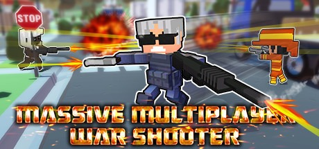 Massive multiplayer war shooter Free Download