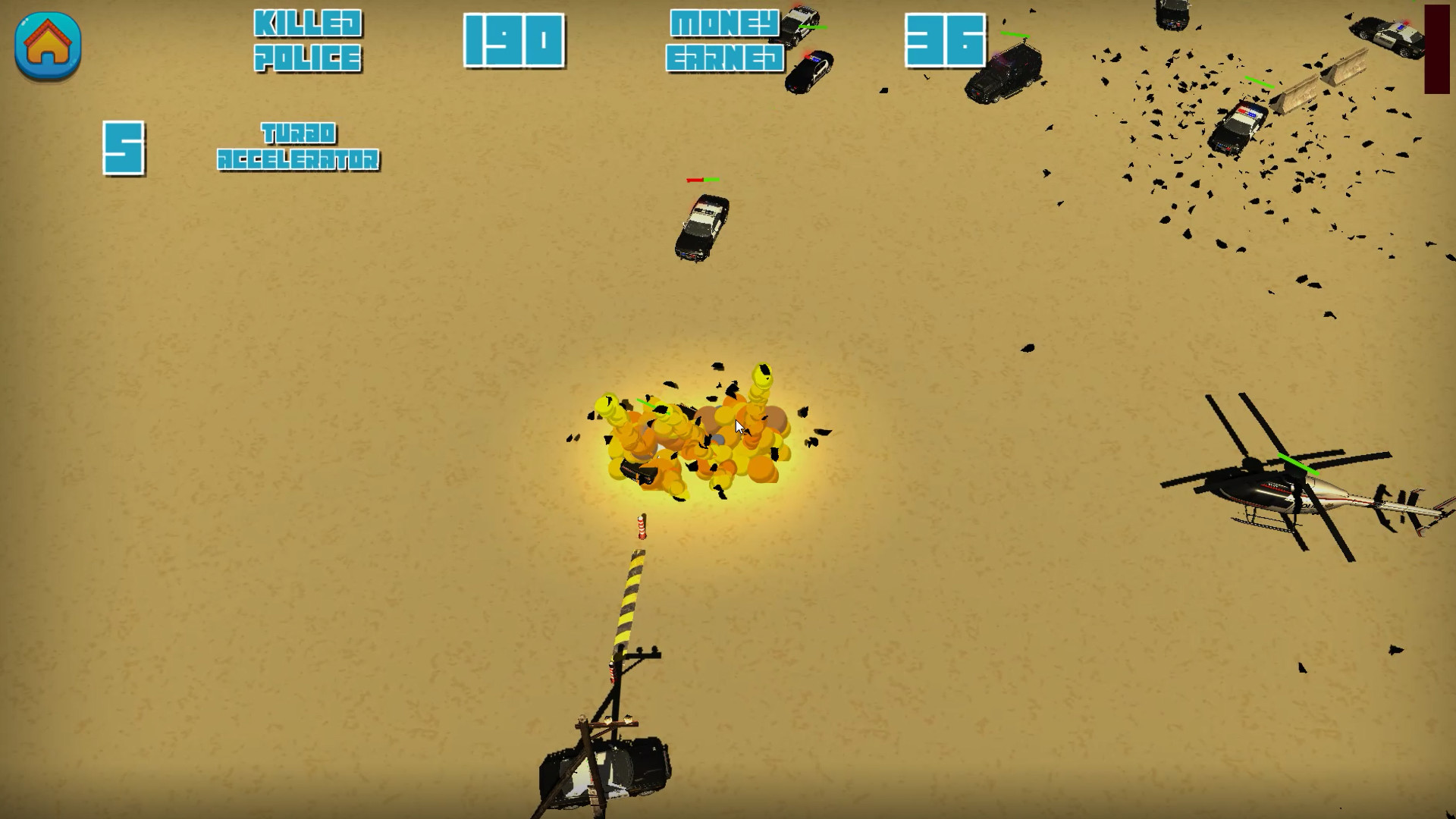 Escape from police Free Download