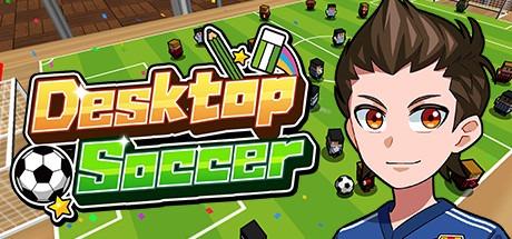 Desktop Soccer / 机でサッカー Free Download