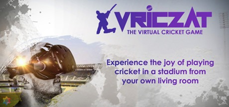 VRiczat - The Virtual Reality Cricket Game Free Download
