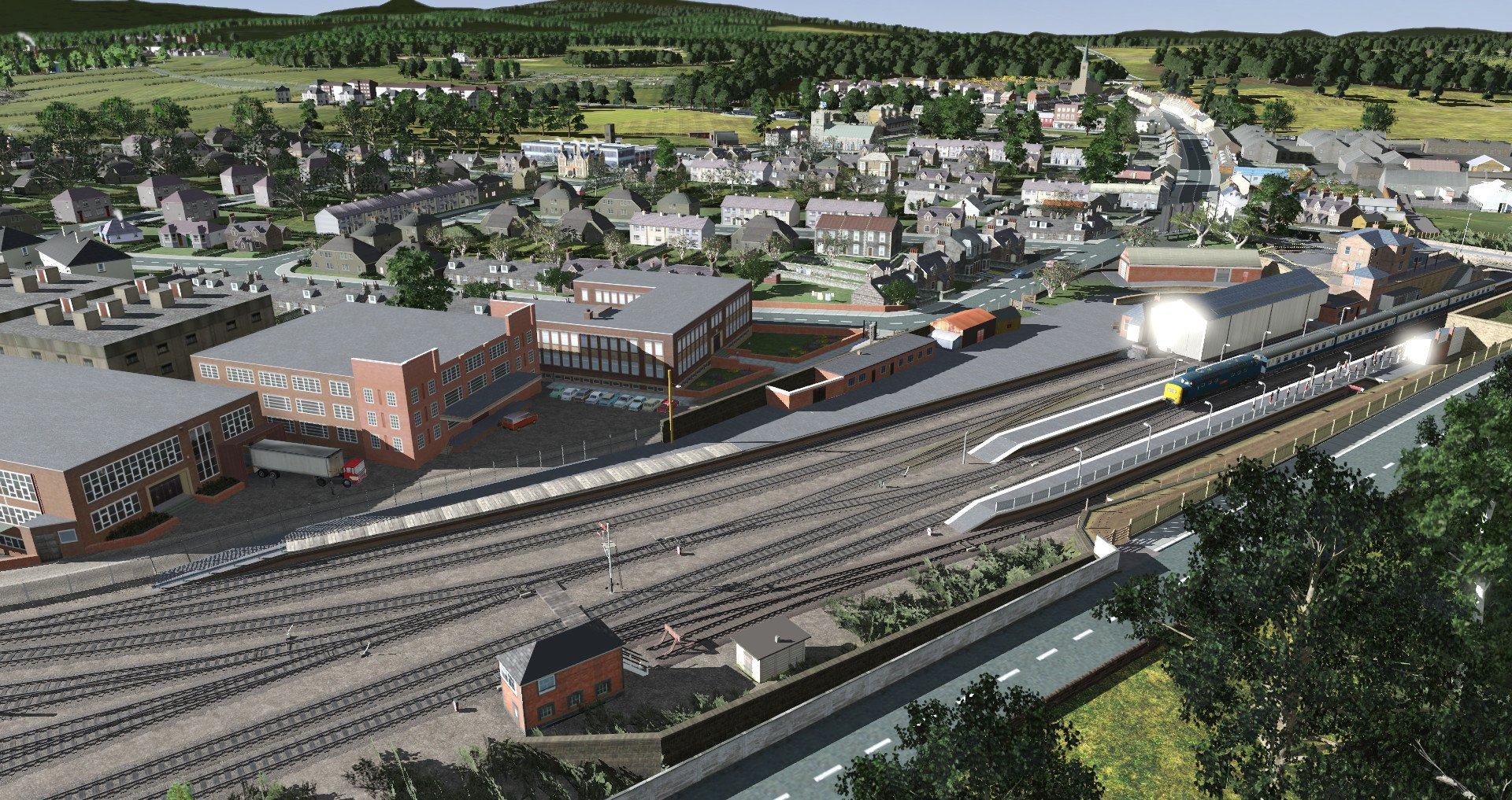 Trainz Railroad Simulator 2019 Free Download