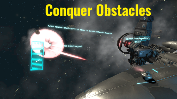 FREE DOWNLOAD » Odyssey VR - The Deep Space Expedition | Skidrow Cracked