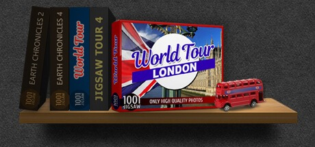 1001 Jigsaw. World Tour: London Free Download