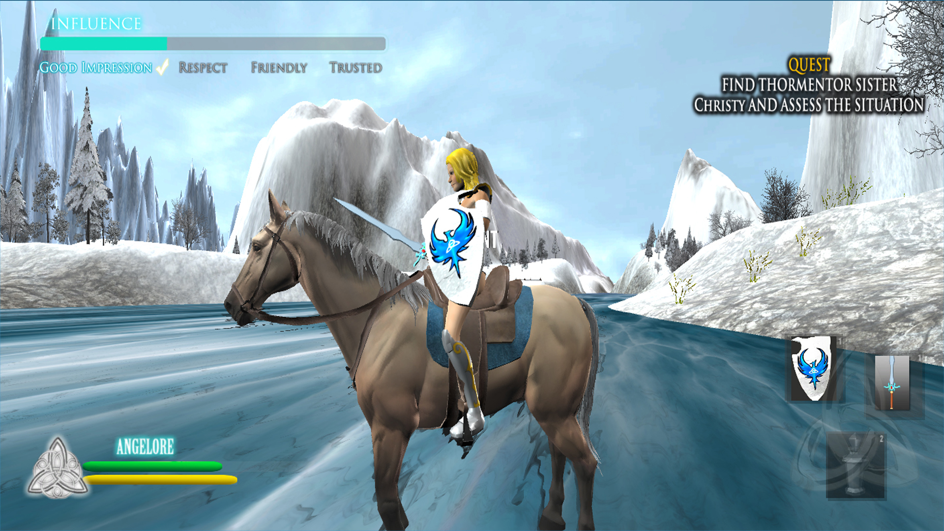 Angel Light The Elven Truce Free Download