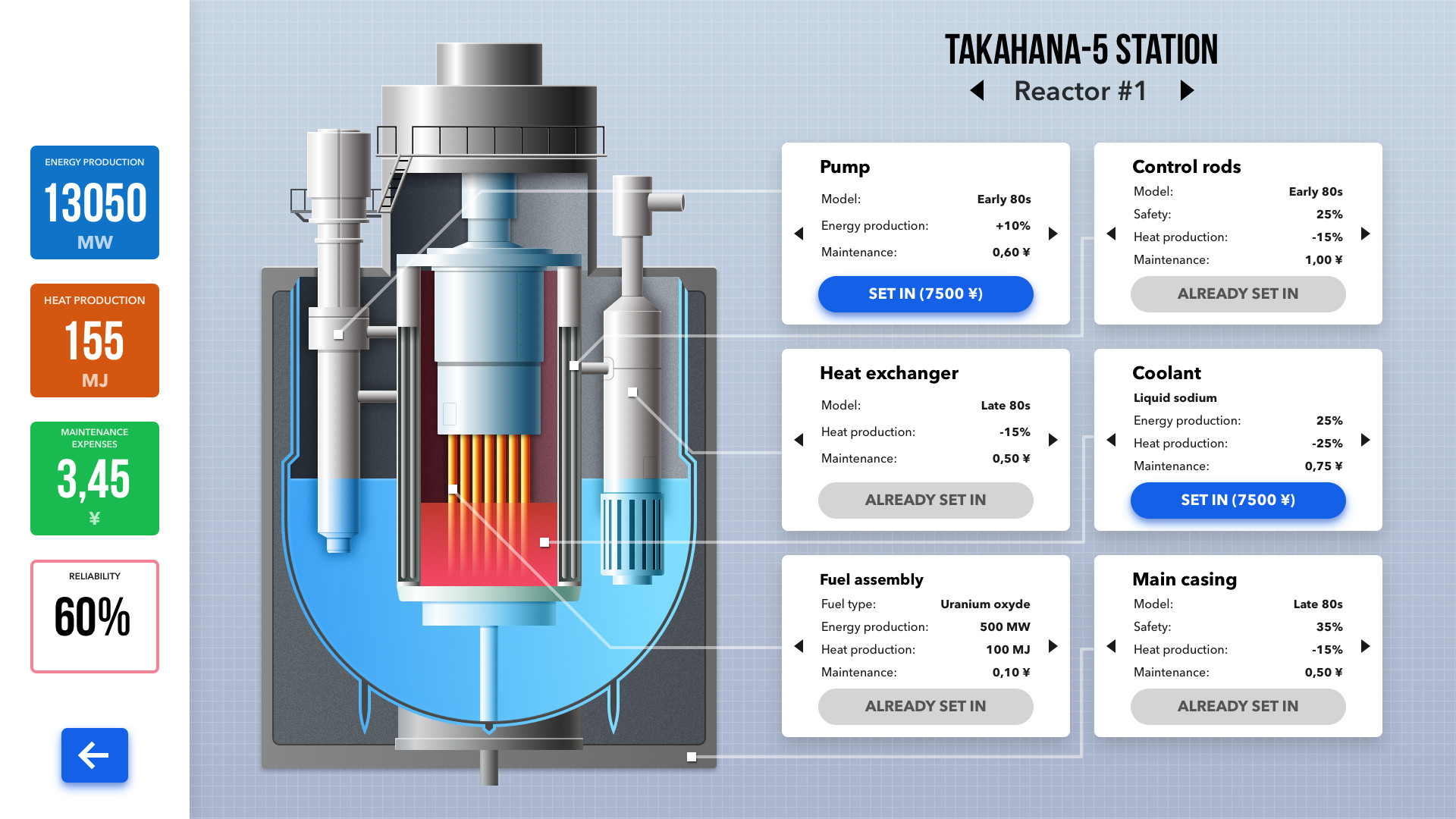 Nuclear Power Station Creator Free Download