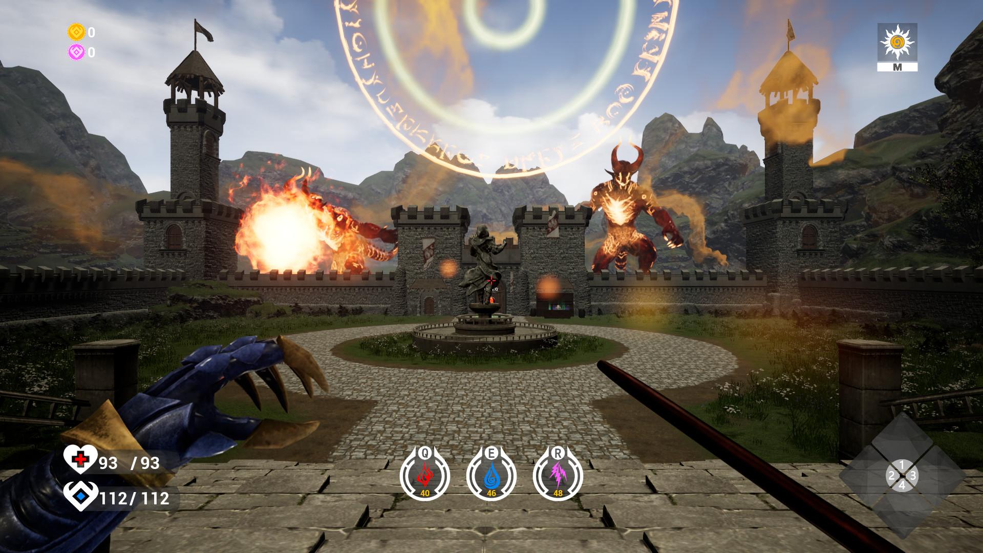 魔杖战争 Wand Wars: Rise Free Download