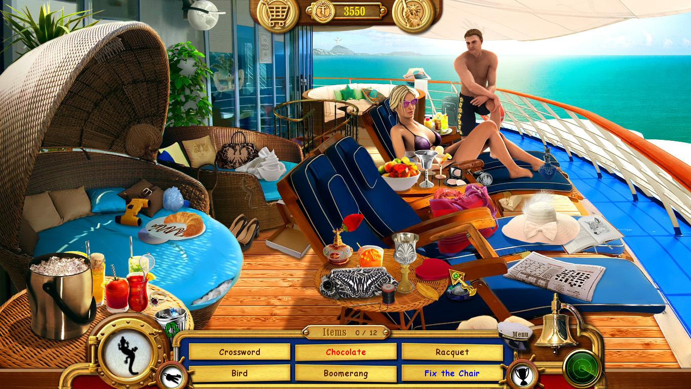Vacation Adventures: Cruise Director Free Download