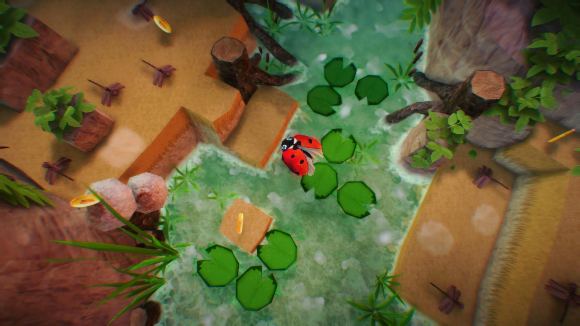 Ladybug Quest Free Download