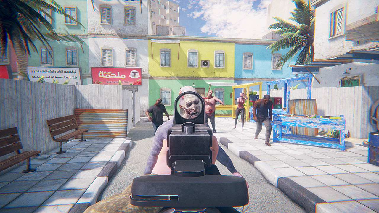 Zombie Killing Simulator Free Download