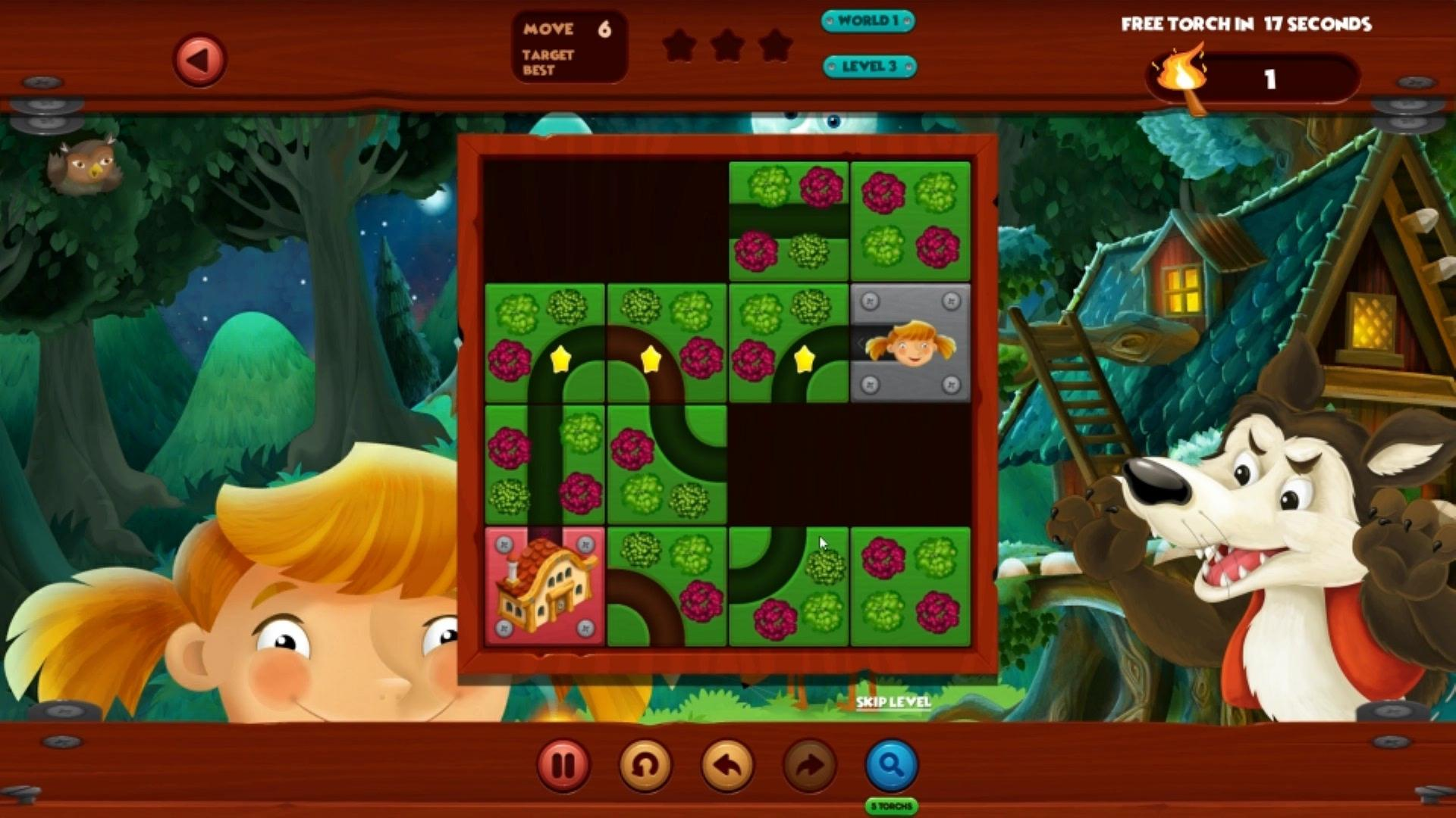 Little Reds Forest Fun Free Download
