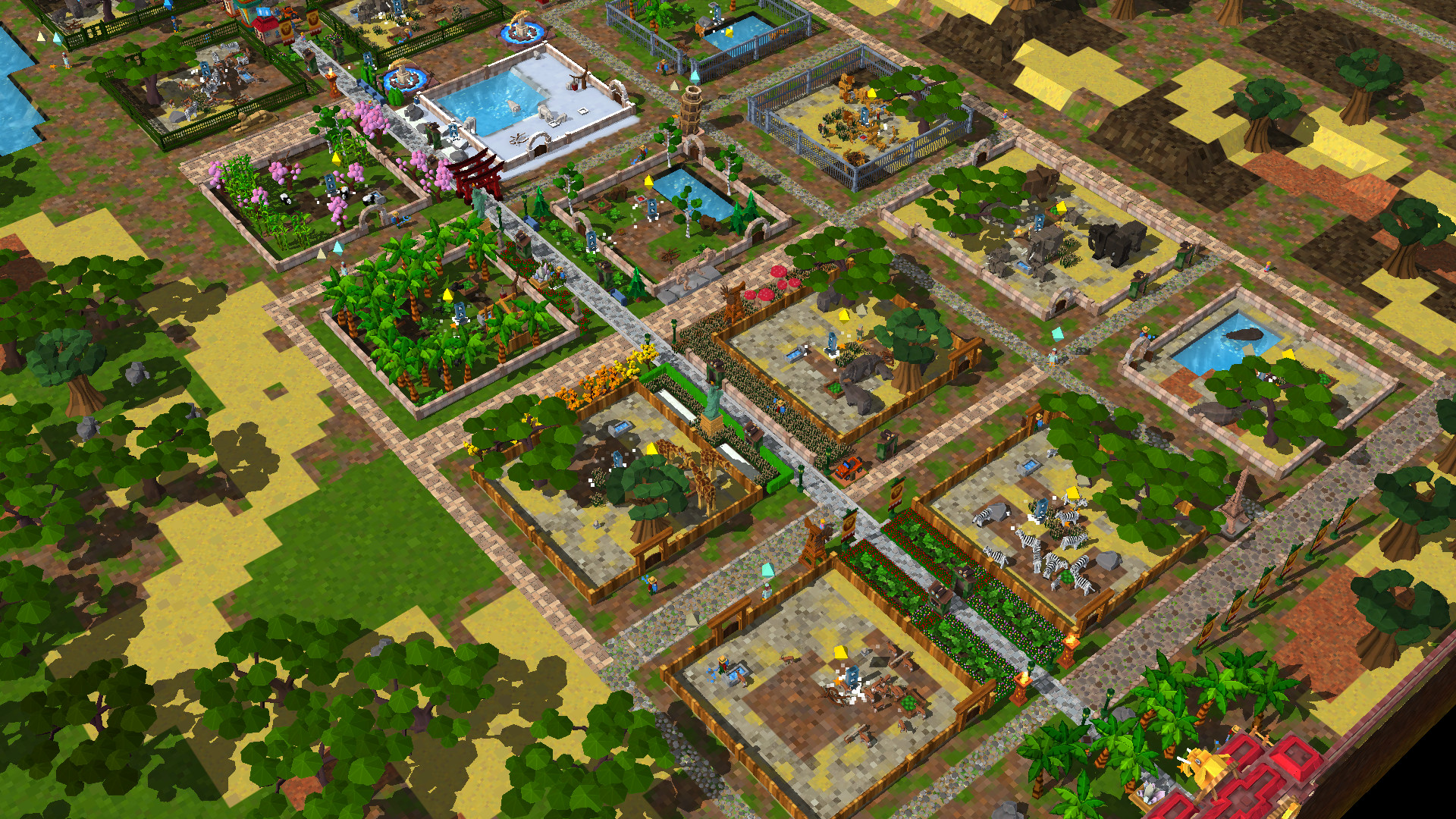 FREE DOWNLOAD » Zoo Constructor | Skidrow Cracked