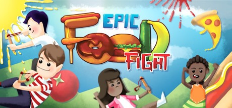 Epic Food Fight Free Download