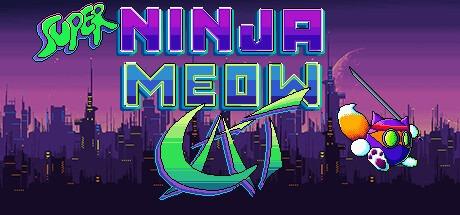 Super Ninja Meow Cat Free Download