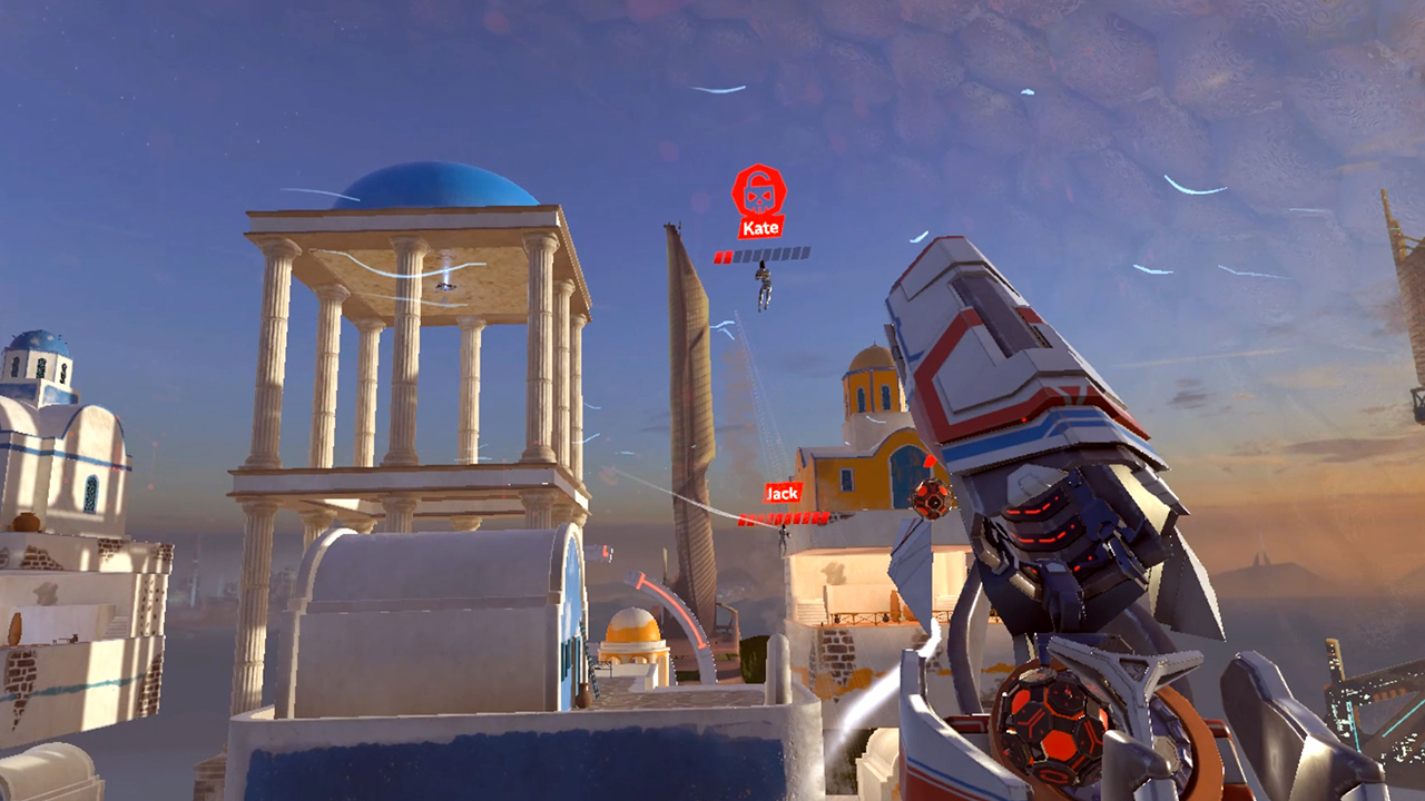 Skyfront VR Free Download