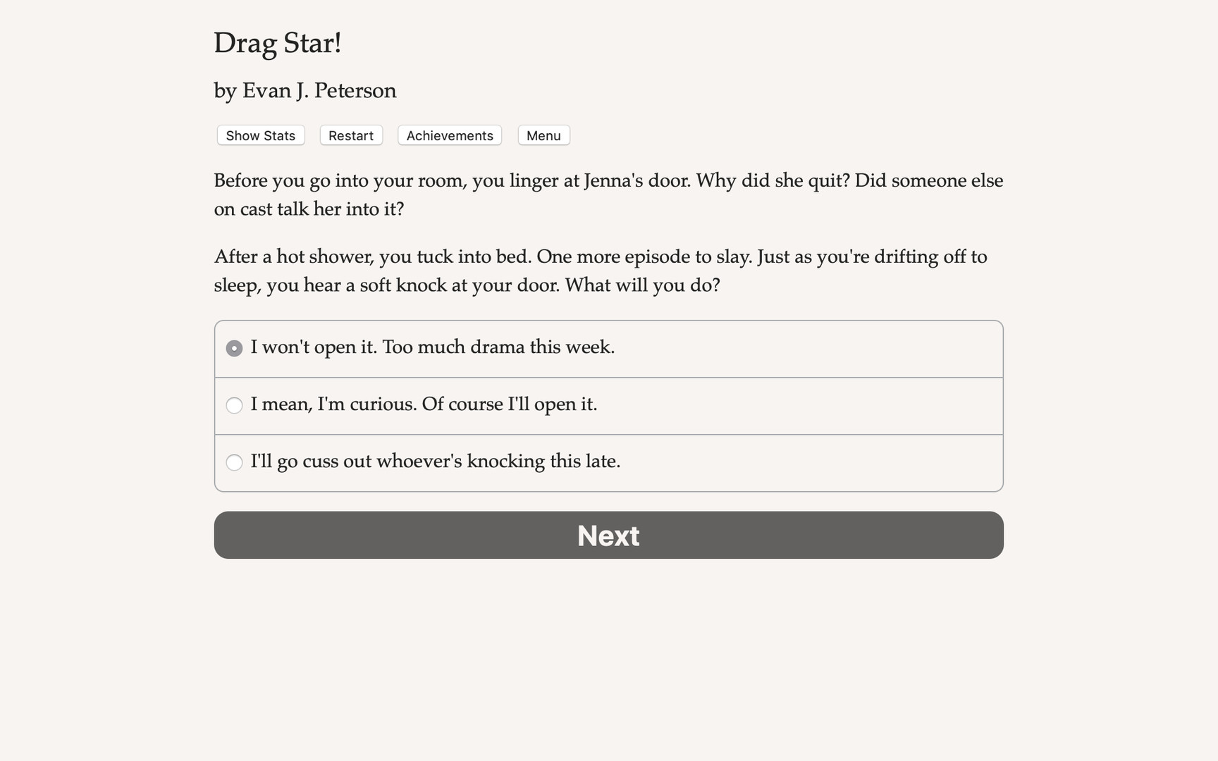 Drag Star! Free Download