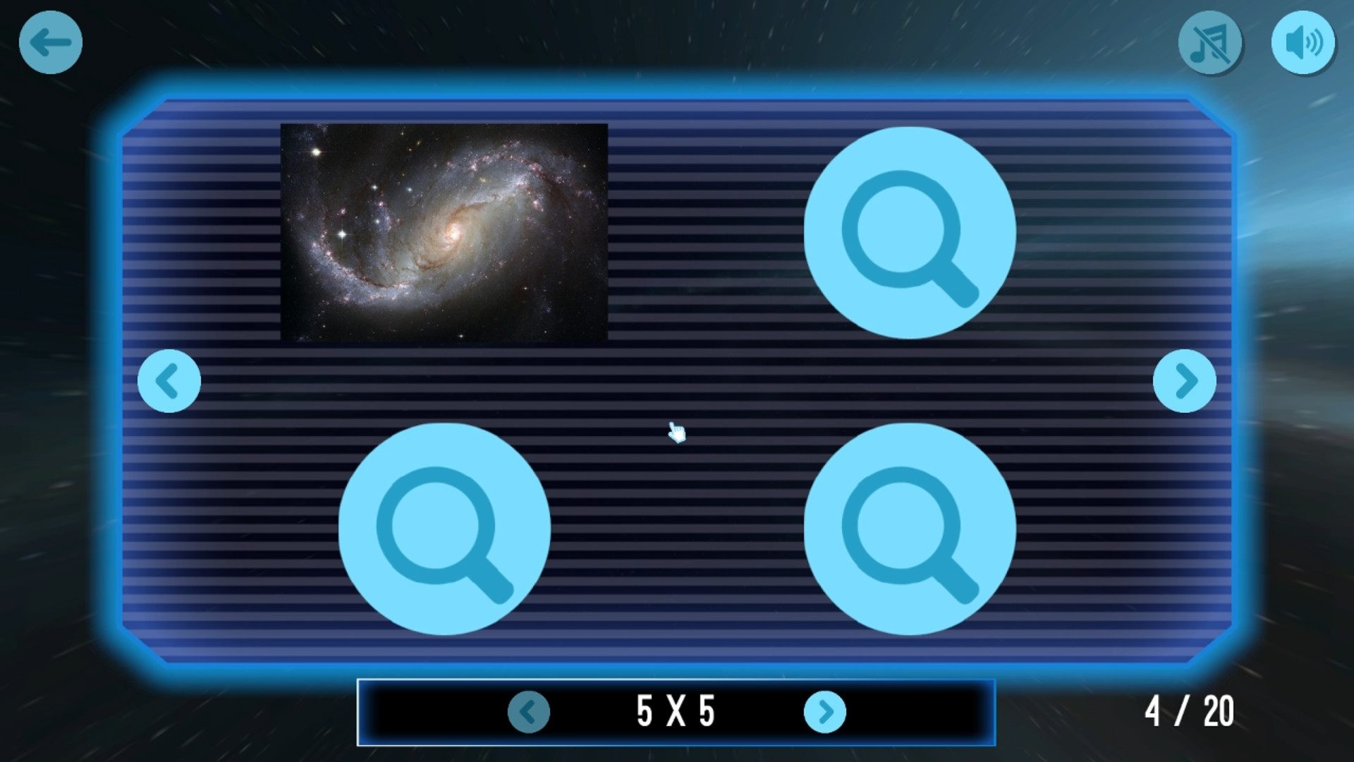 Puzzle 101: Edge of Galaxy 宇宙边际 Free Download