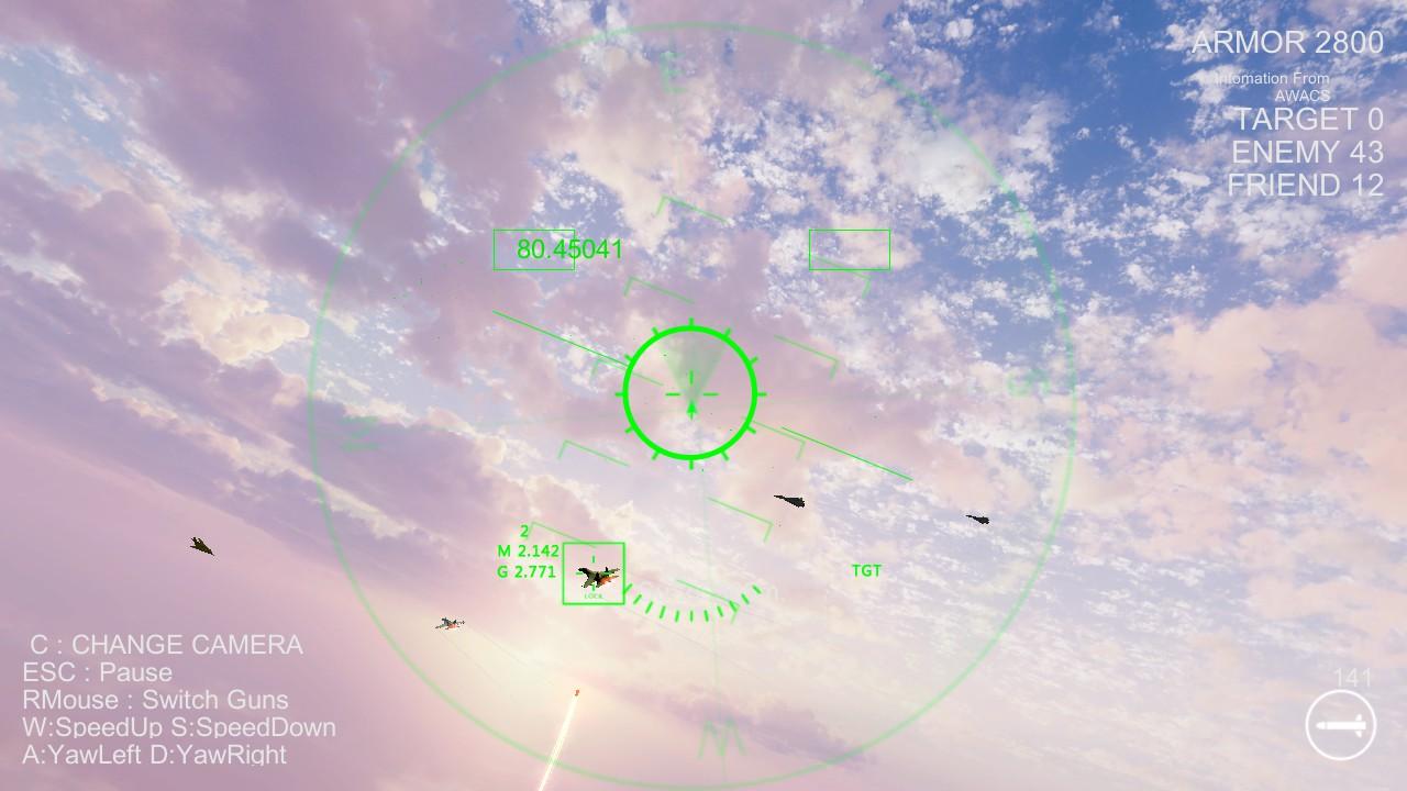 Massive Air Combat Free Download